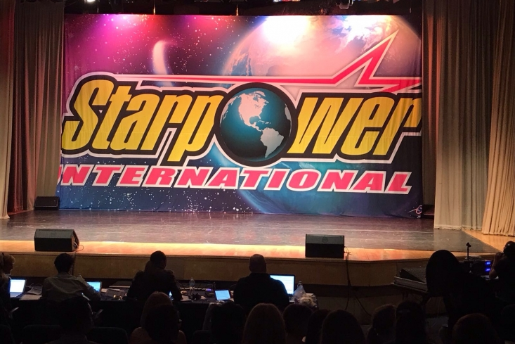 STARPOWER INTERNATIONAL 2017